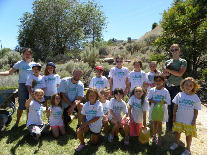 Summer Camp At The Farm! T-Shirt Photo