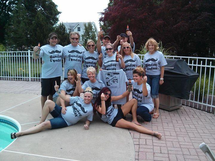 Sunday Funday Hacker Style T-Shirt Photo