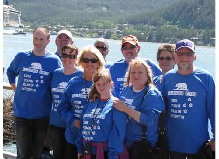 Family Adventures In Alaska! T-Shirt Photo