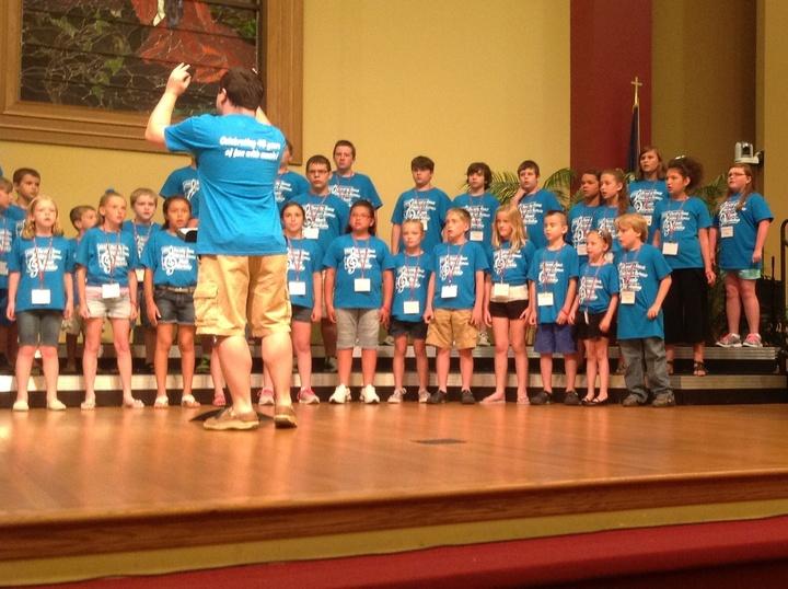 Choir T-Shirt Photo