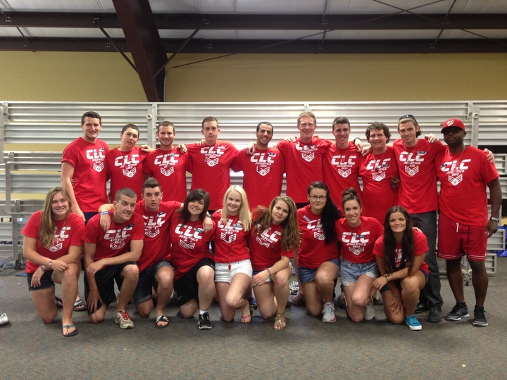 Crane Lake Camp Athletics T-Shirt Photo