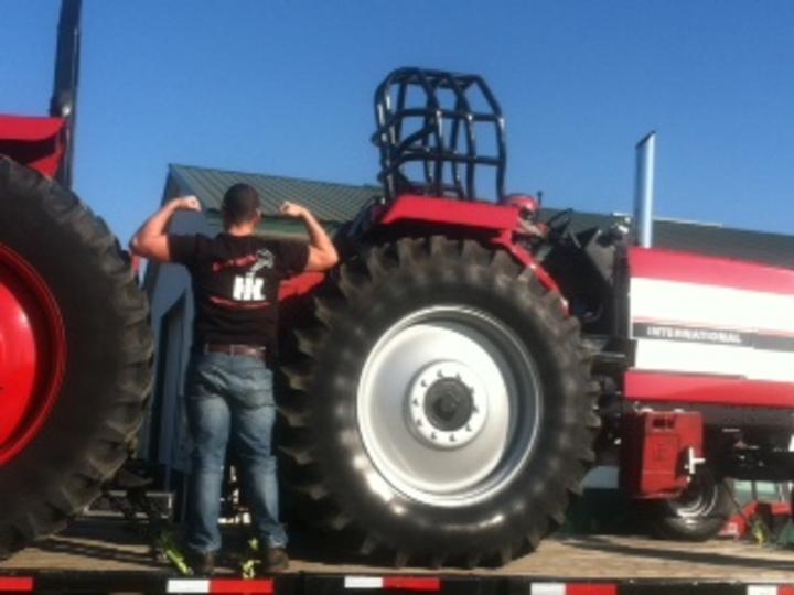 Custom Tractor Pulling T Shirts 2018 : Tractor pull t shirt design ideas custom