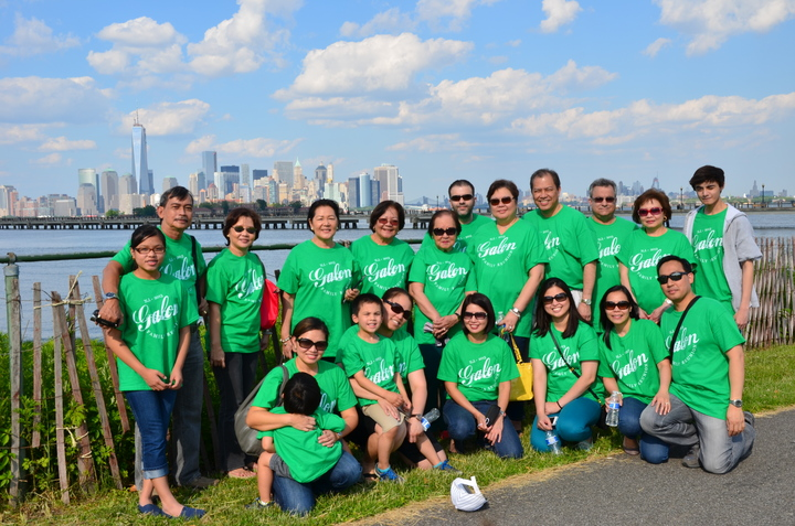 Galon Family Reunion, 6/15 22/2013 T-Shirt Photo