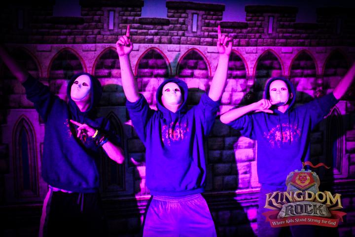 Dvbs Dance Crew T-Shirt Photo