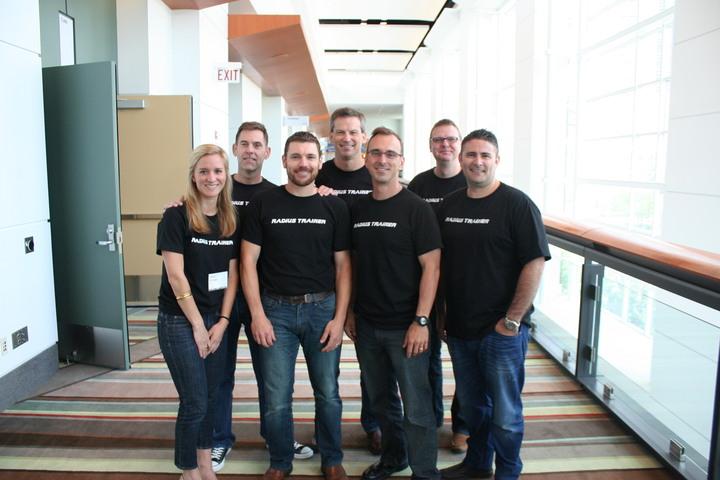 Radius Global Trainers T-Shirt Photo