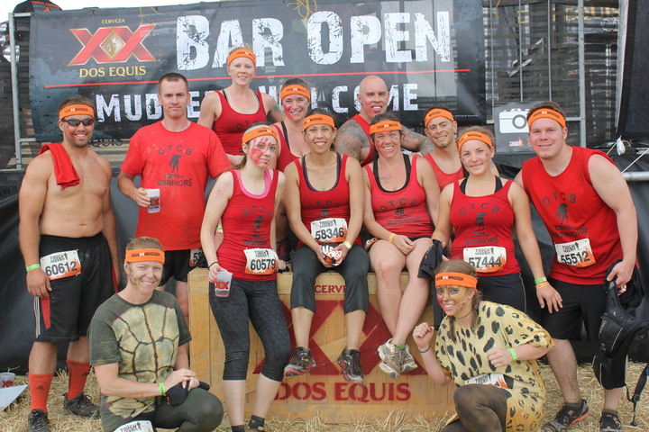 Otcb Does Tough Mudder T-Shirt Photo