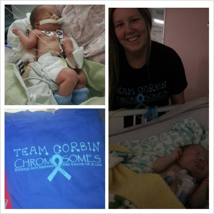 Team Corbin! T-Shirt Photo