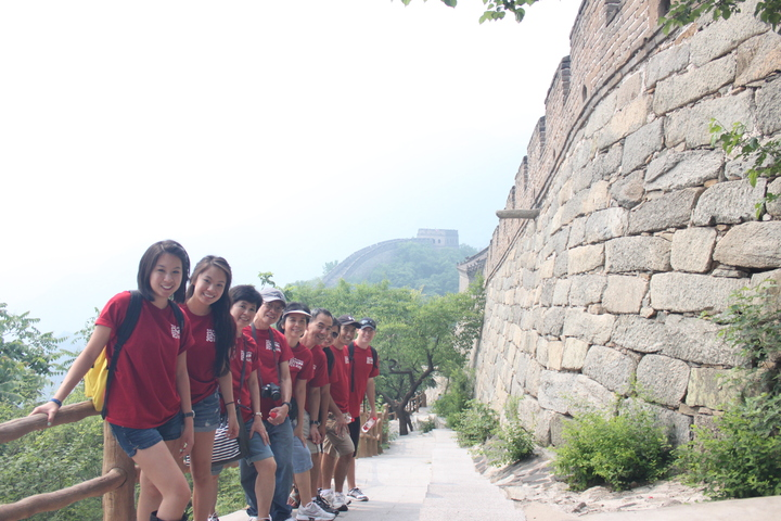 The Great Wall Of China! T-Shirt Photo