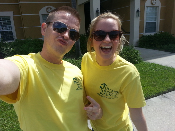 Hot Florida Vacation Homes! T-Shirt Photo