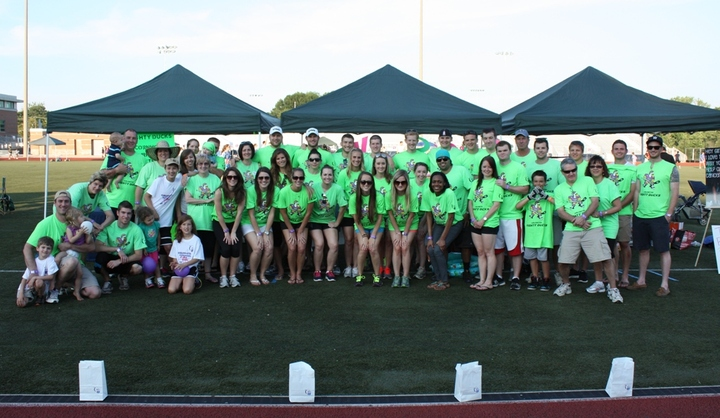 Mighty Ducks   Relay For Life 2013 T-Shirt Photo