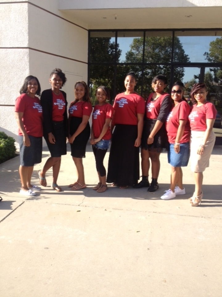 Shiloh Temple Bible Bowl Team T-Shirt Photo