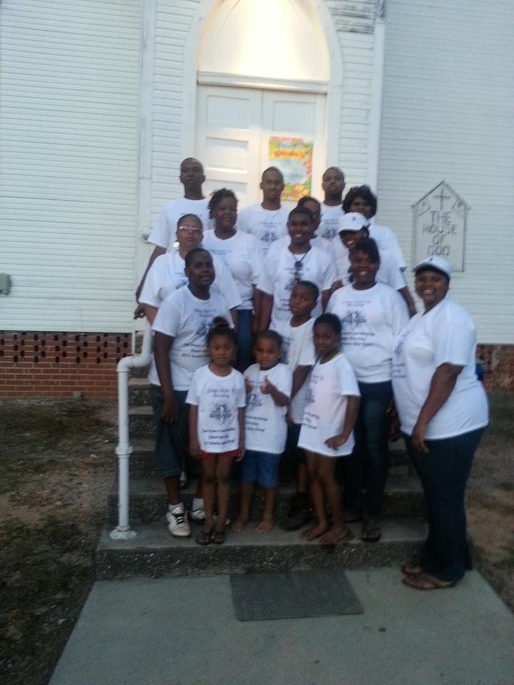Vacation Bible School 2013 T-Shirt Photo