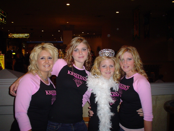 Kristin's Bachelorette Party! T-Shirt Photo