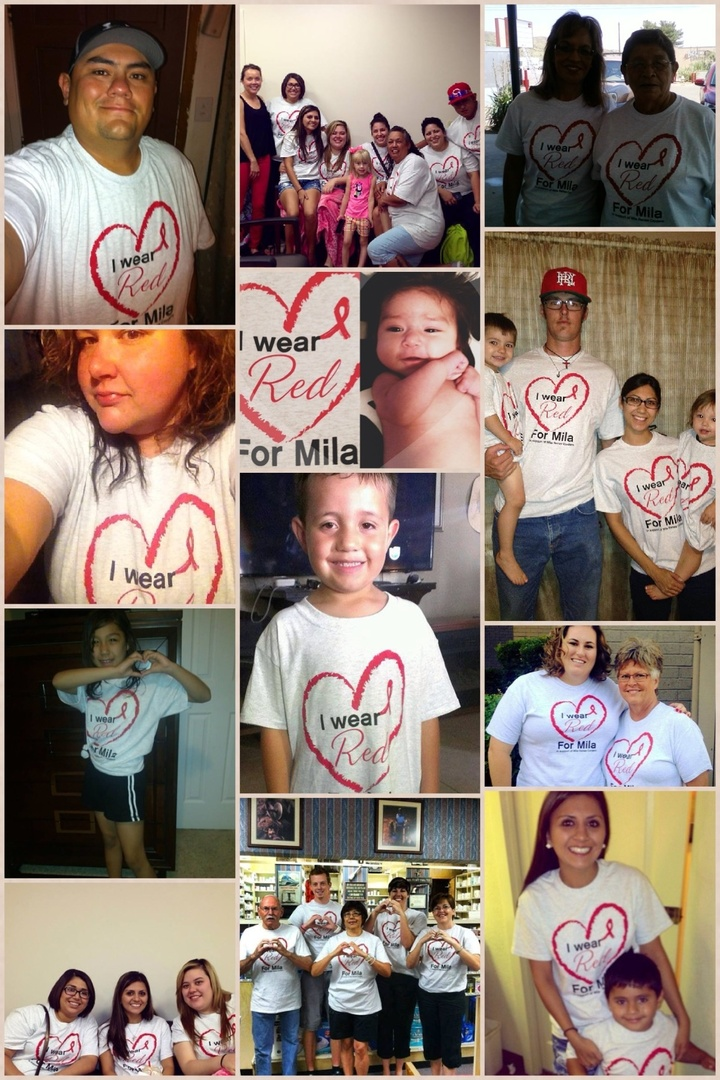 Team Mila T-Shirt Photo