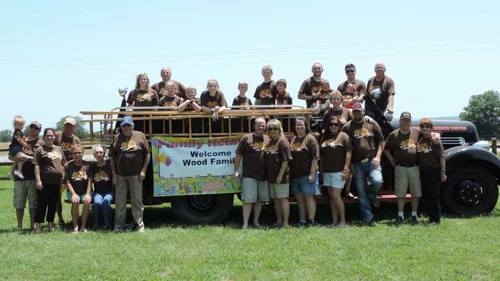 2013 Wood Family Reunion T-Shirt Photo