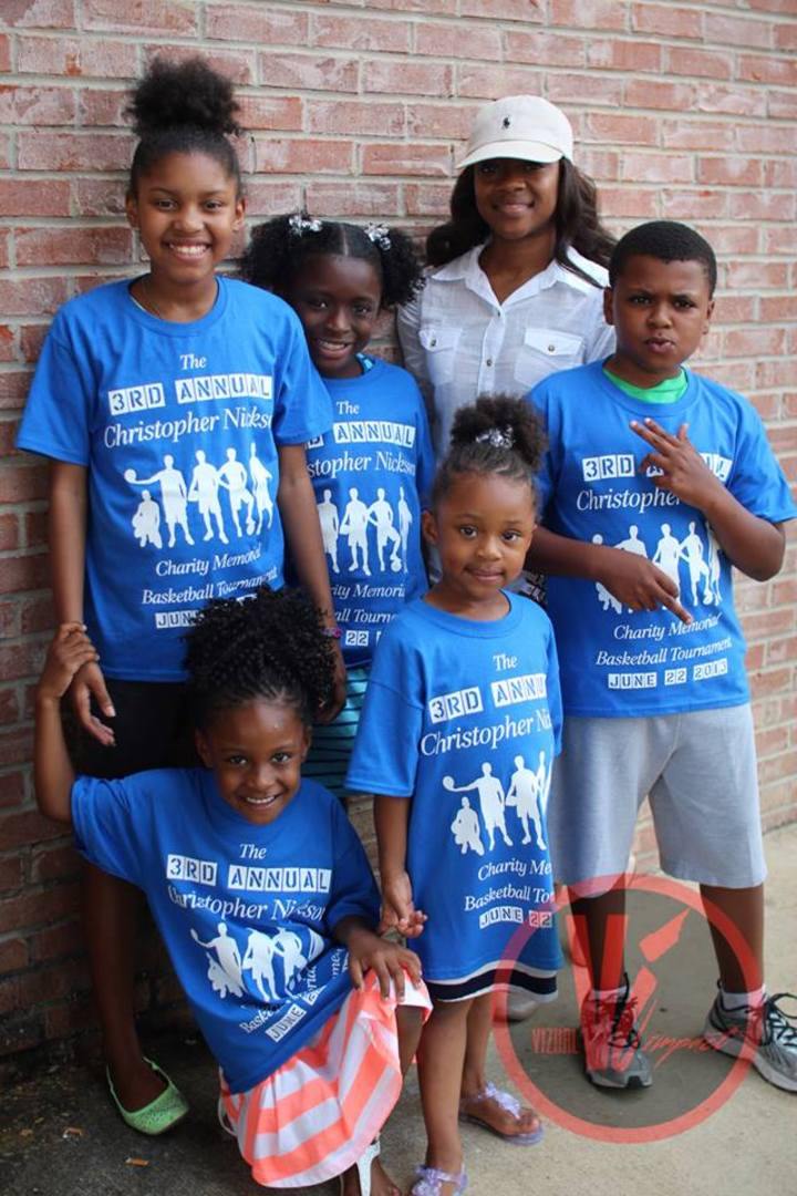 Family 1st Incorporated T-Shirt Photo