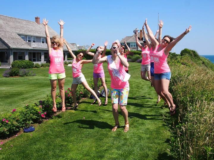 Meg O's Bachelorette T-Shirt Photo