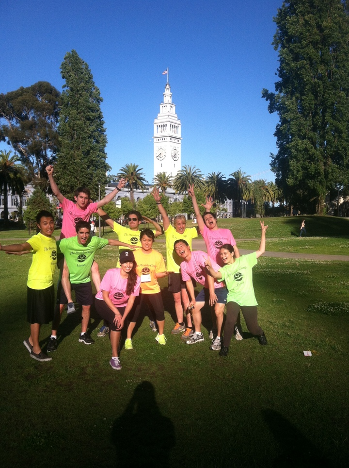 "Presidio ""Olympics"" T-Shirt Photo"
