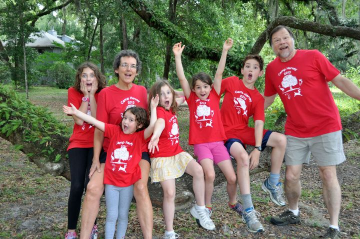 Excited About Camp! T-Shirt Photo