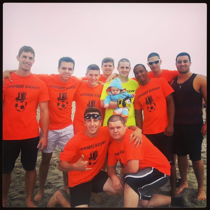 Beach Blast 2013  Wildwood, Nj T-Shirt Photo