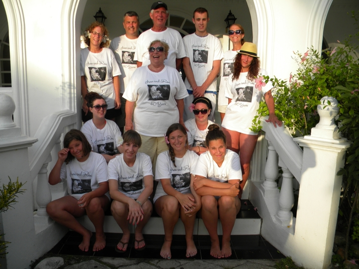 Happy 50th Wedding Anniversary! T-Shirt Photo