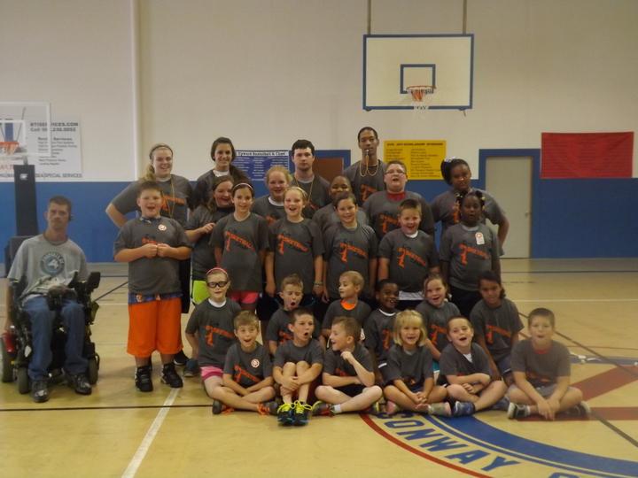 C 4 Bb Camp 2013 T-Shirt Photo