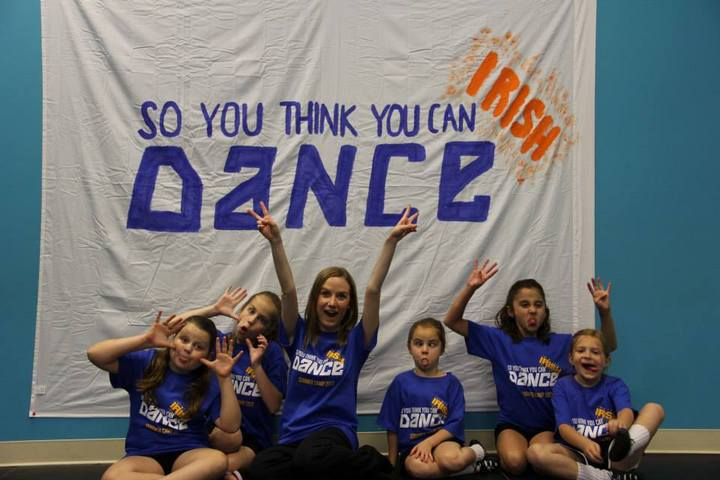 So You Think You Can 'Irish' Dance! T-Shirt Photo