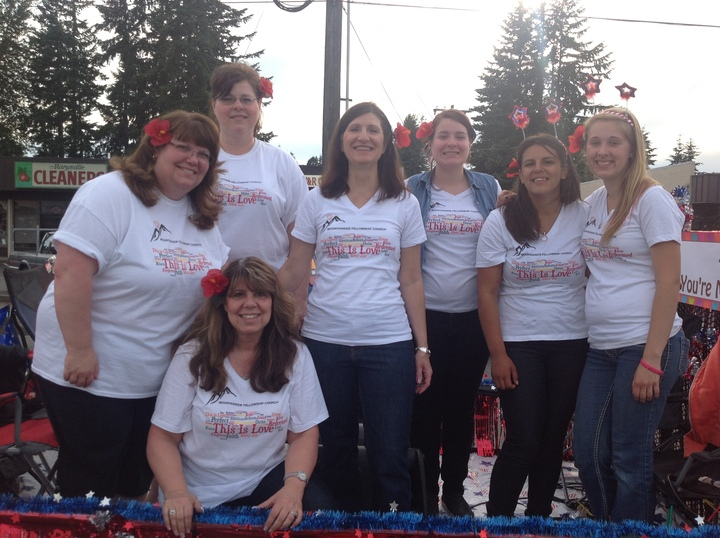 Msfcgirls T-Shirt Photo