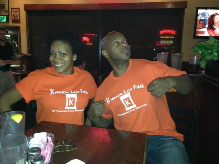 Kamuche Law Firm  Nobody Does It Better T-Shirt Photo