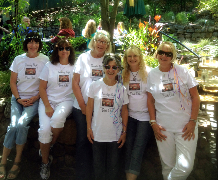 Thursday Night Book Club At Oregon Shakespeare Festival T-Shirt Photo