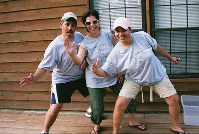 """Cartagena """"Kids"""" Goofing Around! T-Shirt Photo"""