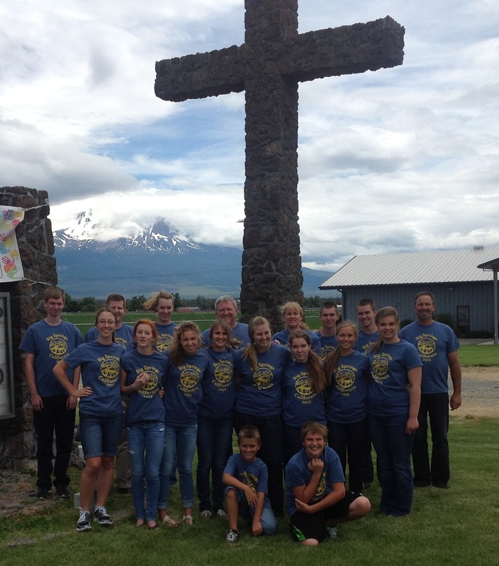 Big Springs Vbs T-Shirt Photo