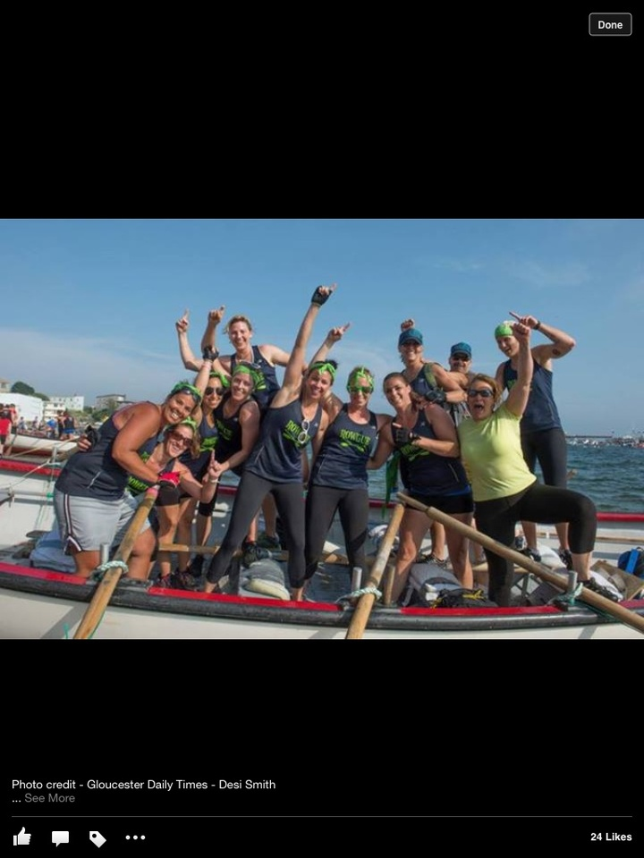 Rowgue 2013 Seine Boat Champs! T-Shirt Photo