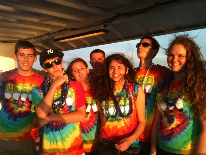 Shs Need Crew At Youth Awards T-Shirt Photo