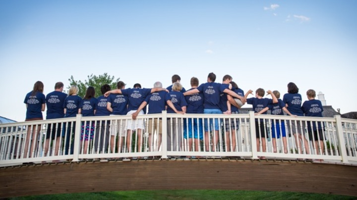 Family Reunion Spirit! T-Shirt Photo