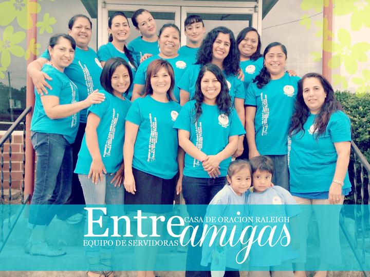 Entre Amigas (Among Friends) T-Shirt Photo