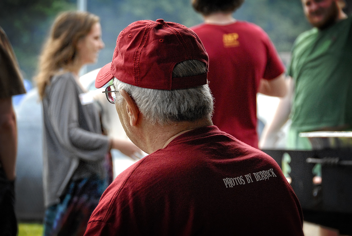 Dad T-Shirt Photo
