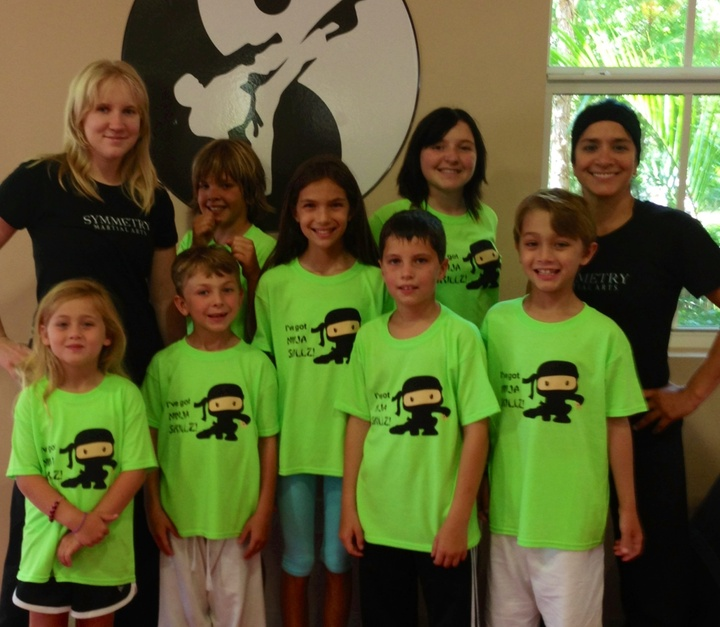 Little Ninjas T-Shirt Photo