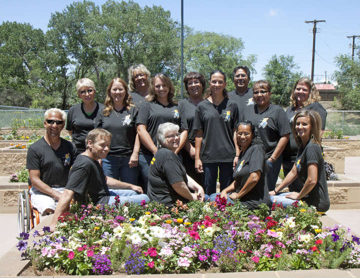 Sjci Staff Photo T-Shirt Photo