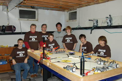 Robotics Team T-Shirt Photo
