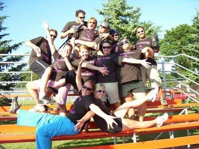 The Drunken Cowboys Lovin Their Shirts!!! T-Shirt Photo