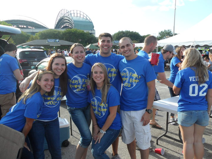 3rd Annual Brewers Game  T-Shirt Photo
