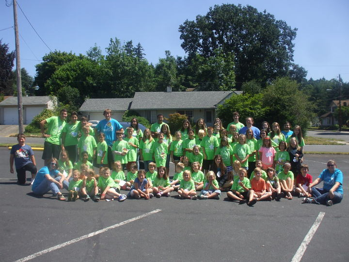 2013 Vacation Bible School T-Shirt Photo