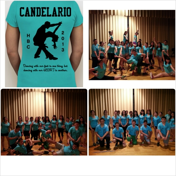 Chicago's Finest Dancers T-Shirt Photo