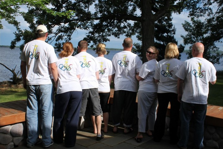 2013 Lake House Beerlympics T-Shirt Photo