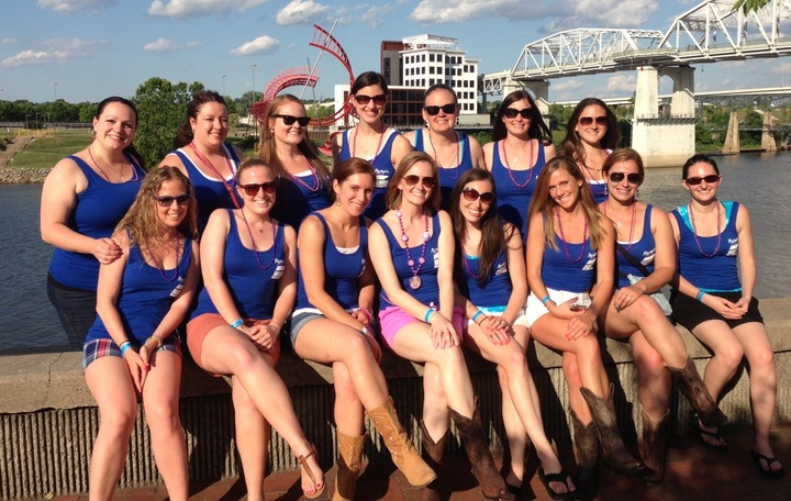 Bridget's Nashville Bachelorette Party! T-Shirt Photo