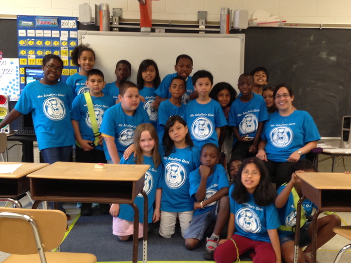 Ms. Schaffer's Class T-Shirt Photo