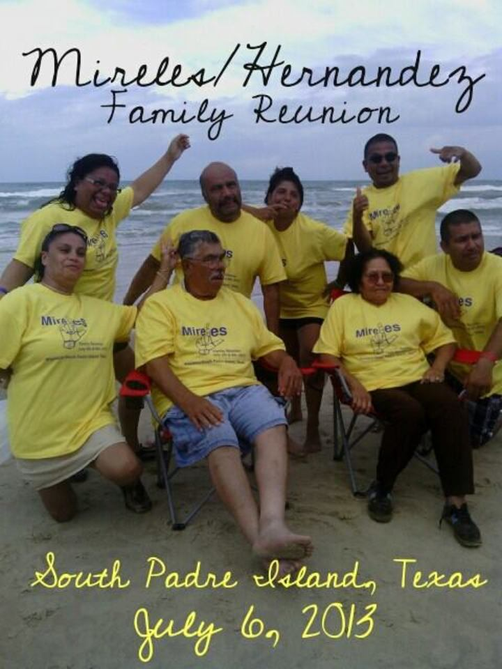 Emilio Mireles Family  T-Shirt Photo