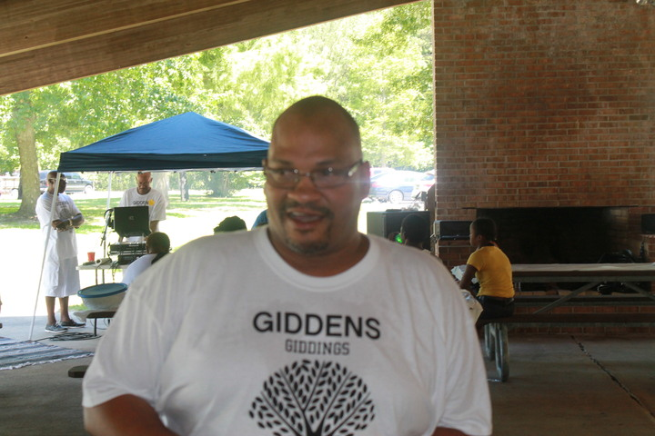Giddens Family Reunion T-Shirt Photo