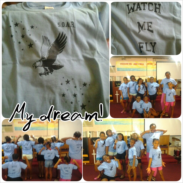 Watch Us Fly!!! T-Shirt Photo